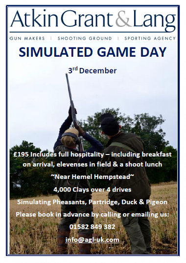 December ~ Simulated Game Day