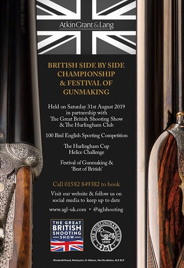The British Side By Side Championship 2019