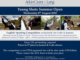 AGL Young Shots Summer Open