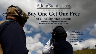 Summer BOGOF Young Shot Lesson Offer