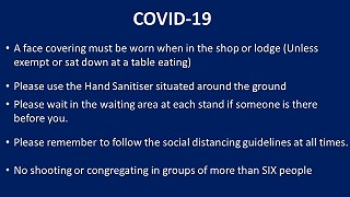 Current AGL COVID-19 Guidlines