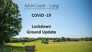 Lockdown Update 04/11/2020