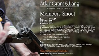 AGL Members Shoot
