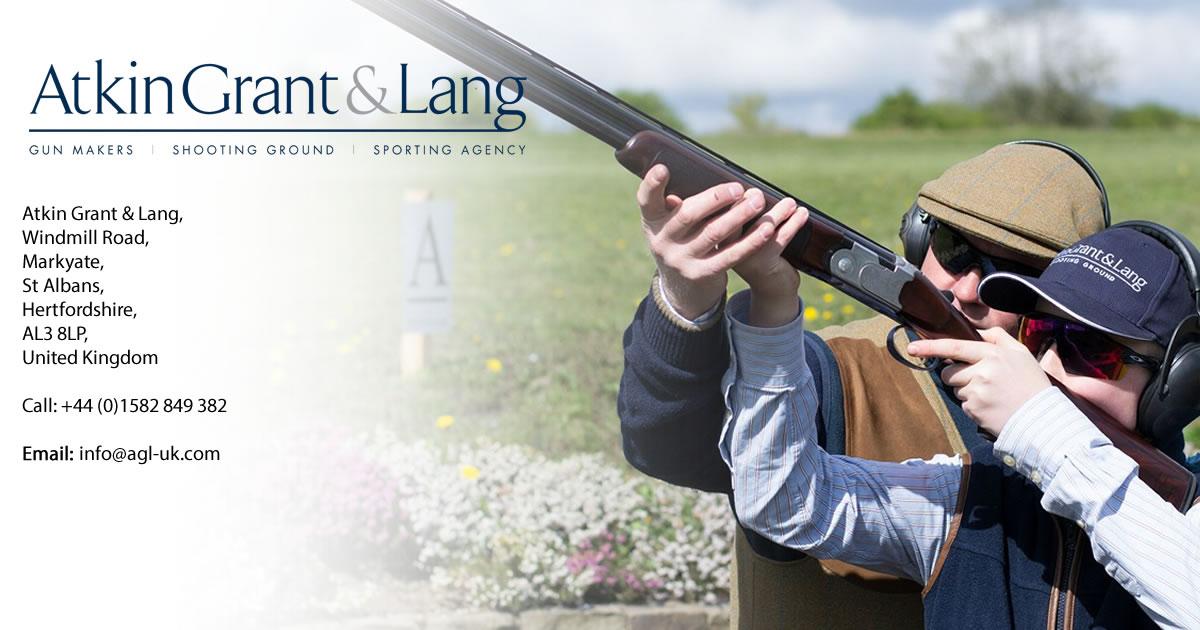 Atkin Grant & Lang - London Gun Makers and Hertfordshire